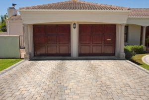 Double Garage Door - Garage Door Repair La Mesa