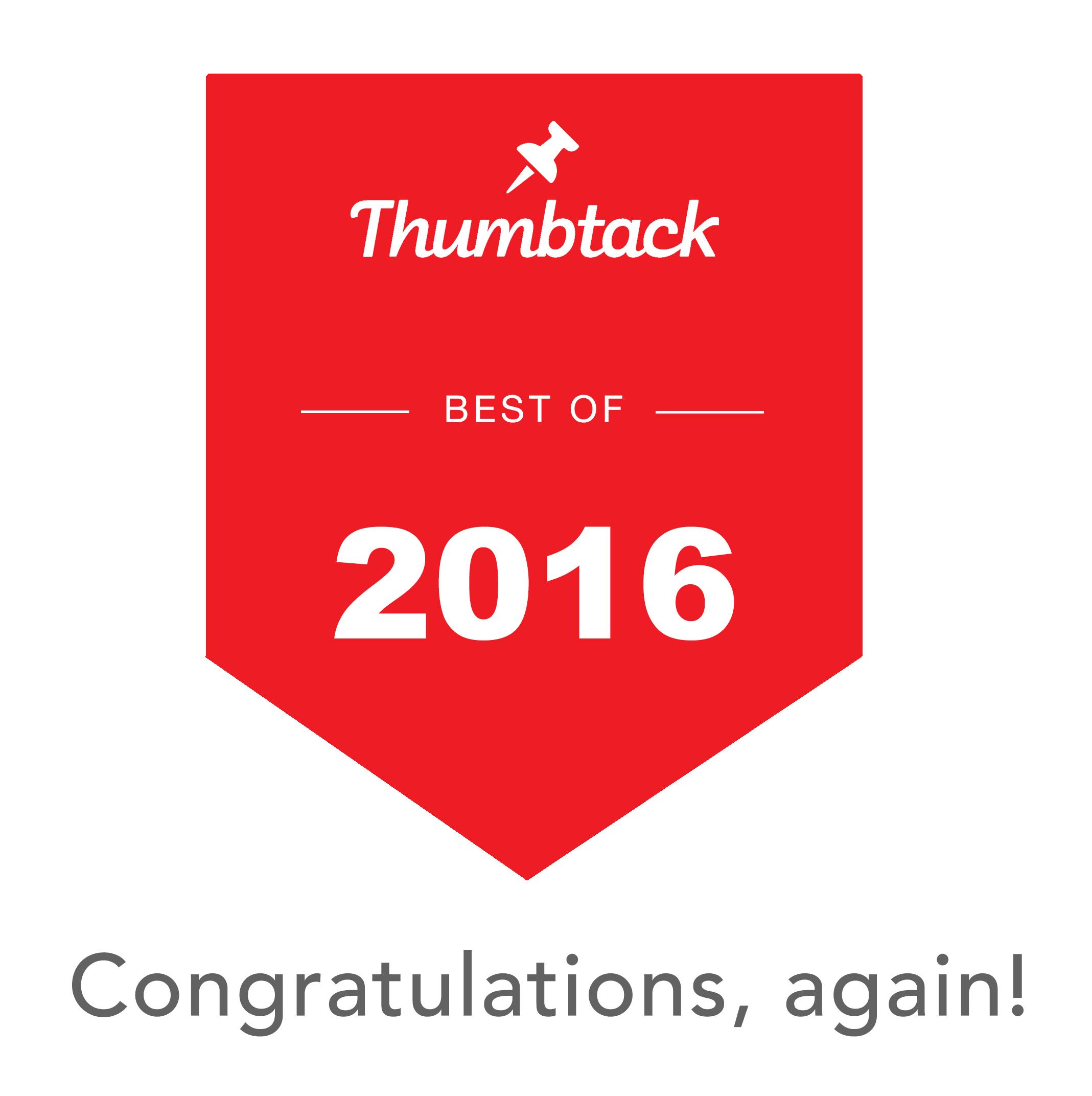 """""""Thumbtack"""""""