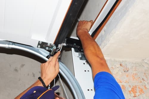 How long does it take to replace garage door springs