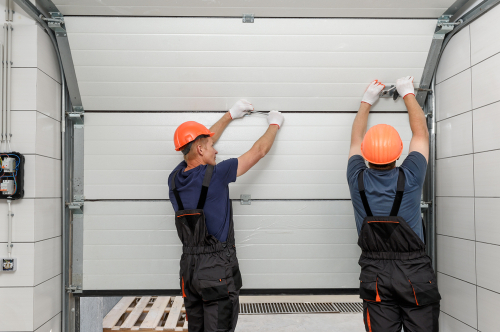How do I know if my garage door circuit board is bad