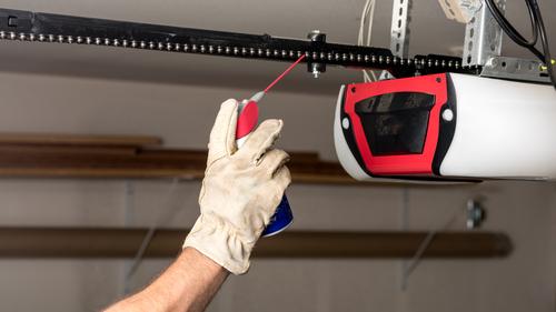 How do you diagnose a garage door opener problem